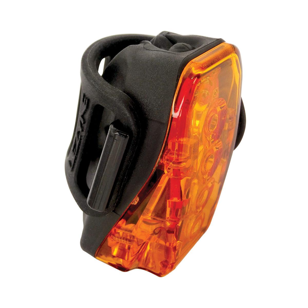 Ladattava led-takavalo LEZYNE Led Laser Drive 250, musta
