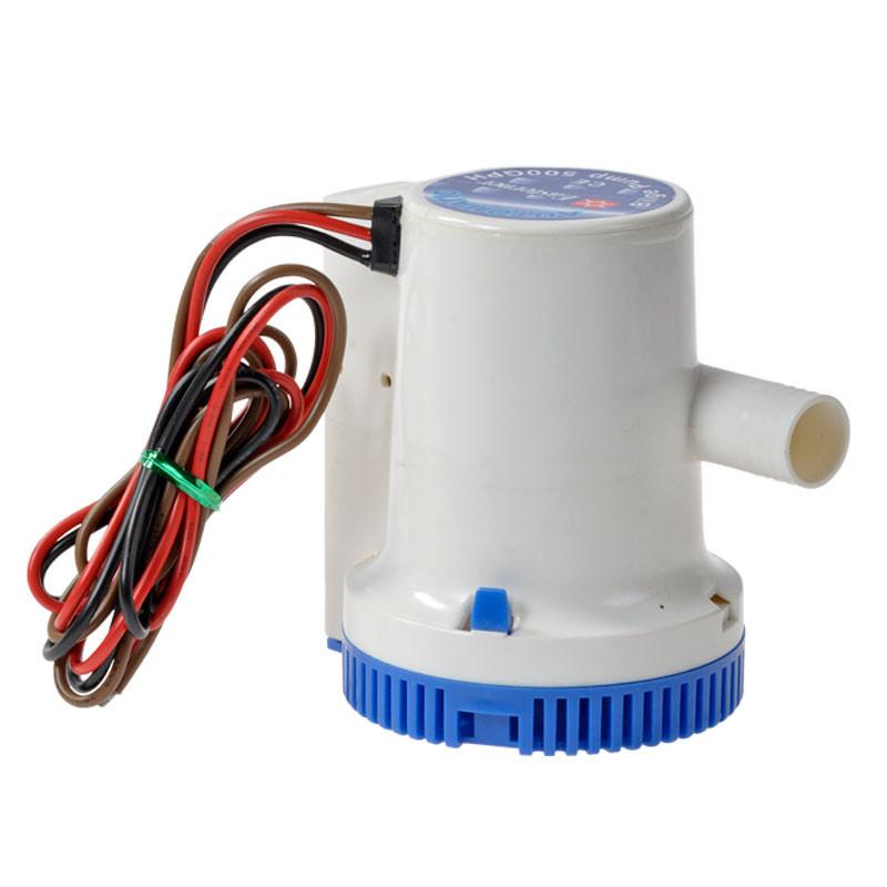 Pilssipumppu 500 gal/h (1892lit/h), automaatti