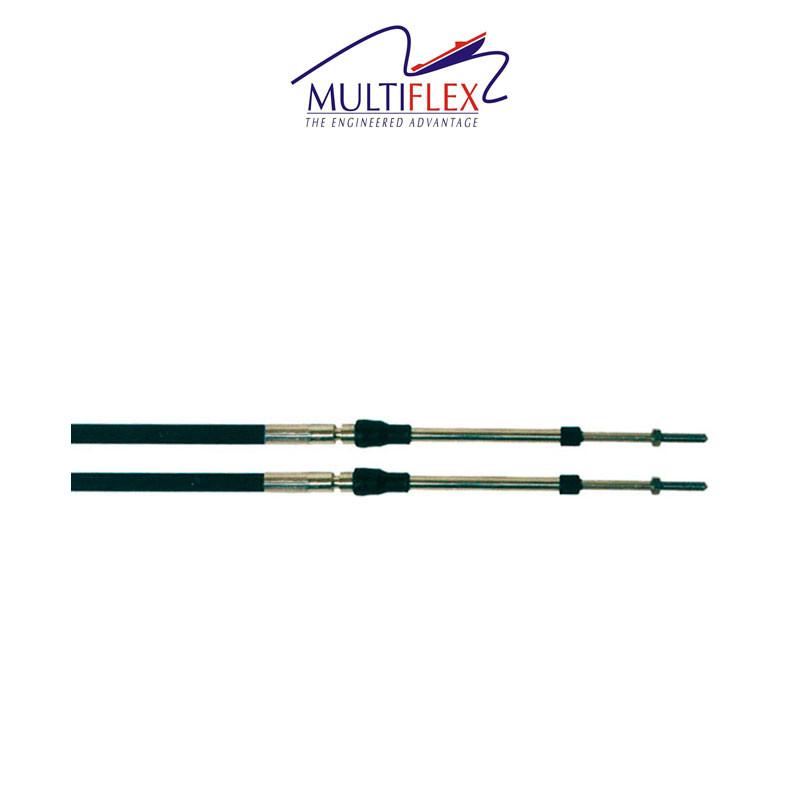 Kaukosäätökaapeli MULTIFLEX: 6 ft=183cm