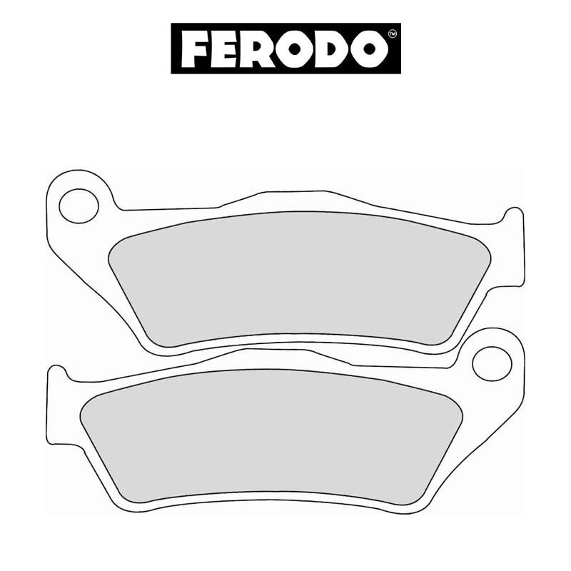 Jarrupalat Ferodo Platinum: Aprilia, BMW, Honda, Husqvarna, Yamaha. ATV: GasGas
