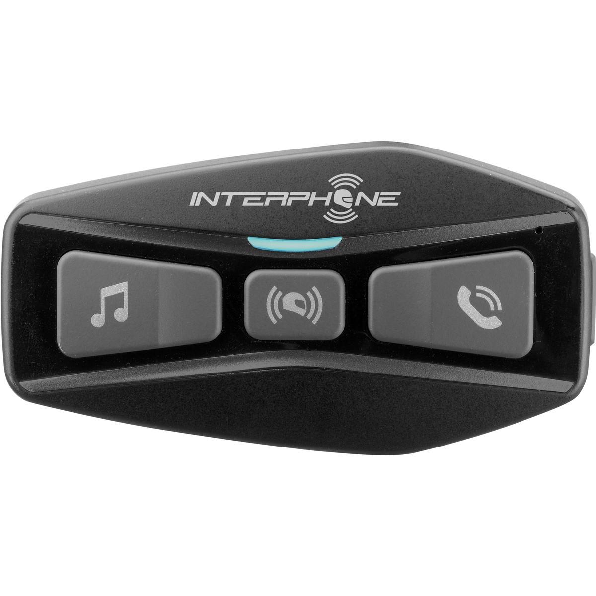 INTERPHONE U-Com 2 single pack, Kypäräpuhelin