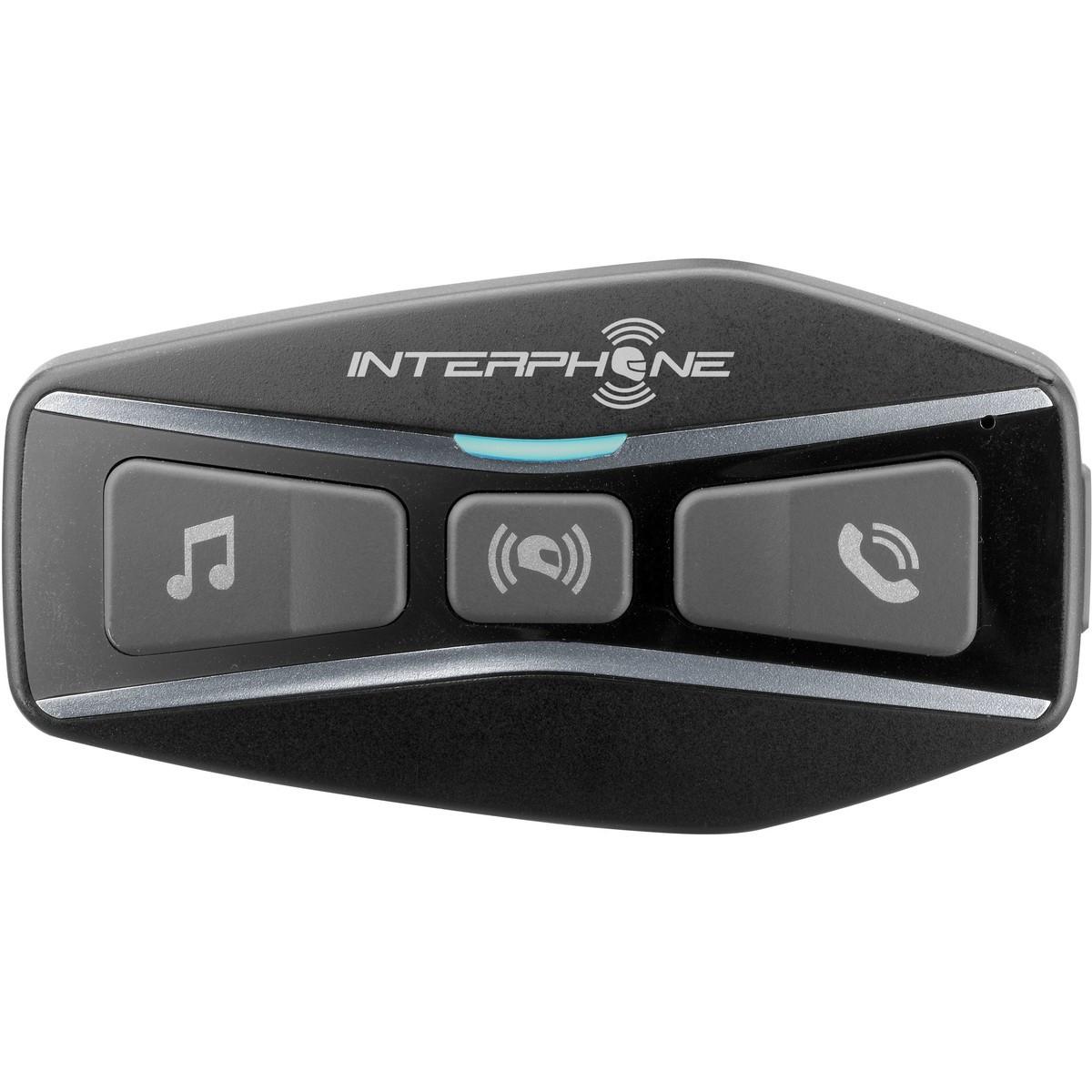INTERPHONE U-Com 4 single pack, Kypäräpuhelin