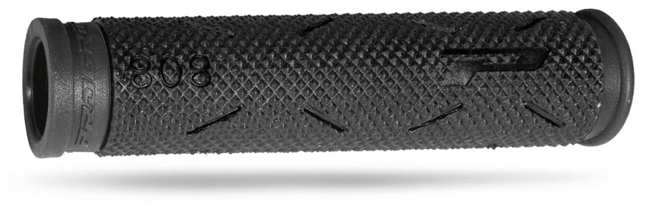 Kädensija PROGRIP 808, musta/titanium, 22/22mm