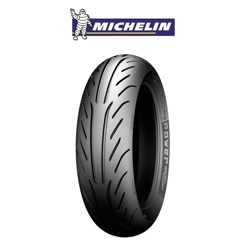 130/70-12 56P, MICHELIN Power Pure SC, Taka TL