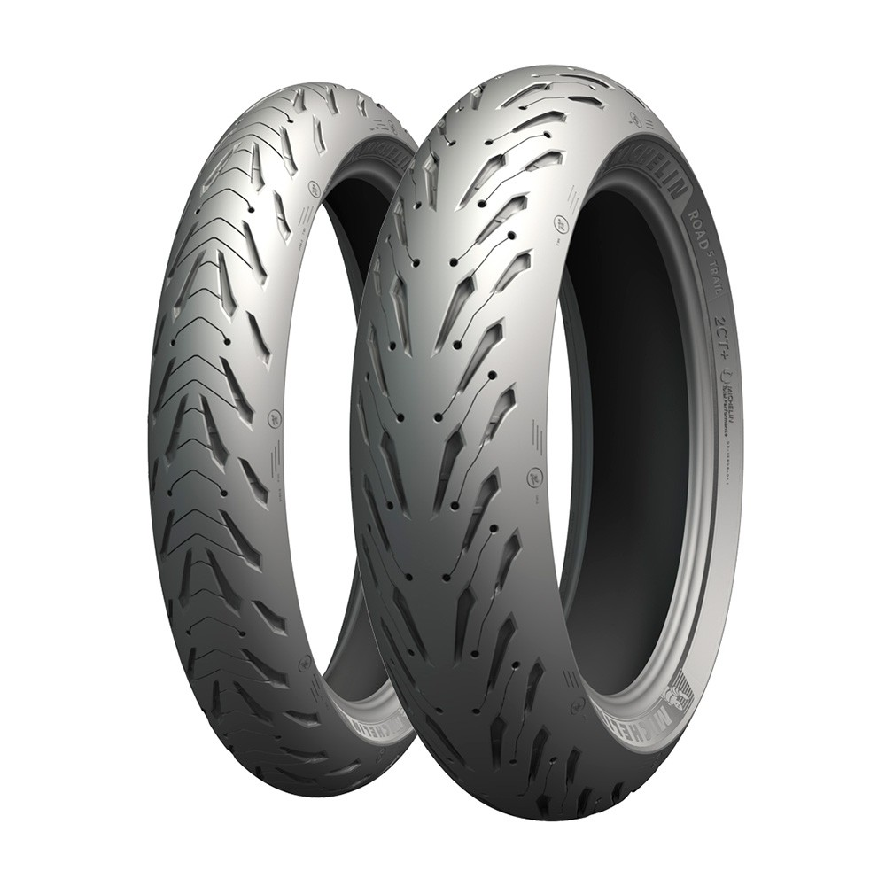 110/80-19 R 59V, MICHELIN Road 5 Trail, Etu TL