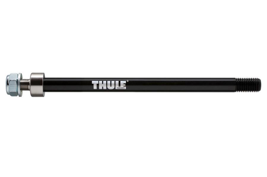 THULE Shimano 12mm -lastenkuljetusperäkärryn läpiakseliadapteri 229mm