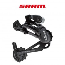 Takavaihtaja SRAM, X4 pitkä häkki, musta