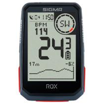 Polkupyörän mittari SIGMA, ROX 4.0 GPS, Musta