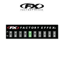 FX Factory Effex Lämpötilatarra 3kpl/pkt