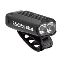 Ladattava led-etuvalo LEZYNE Micro Drive 600XL, musta