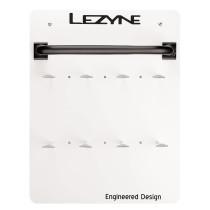 Seinäteline tyhjä LEZYNE, Led-kiinnitystangolla ja 8x150mm piikeillä, medium