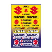 FX Factory Effex Suzuki, tarrasarja
