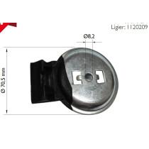 Moottorin kumityyny: Ligier Too Max/R/RS/S/IXO, ylempi