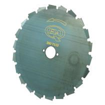 Raivaussahan terä 200 mm EIA: 25,4mm keskireikä