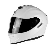 SCORPION EXO-1400 AIR Solid, kypärä, helmenvalkoinen