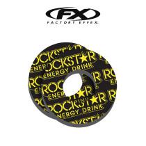 FX Factory Effex kahvadonitsi pari, Rockstar Logo tekstillä