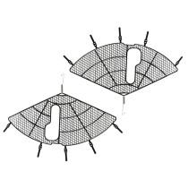 CAVO hameverkko, nylon, musta