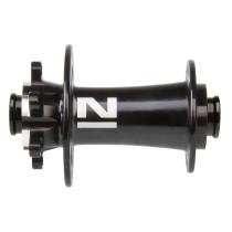 Etulevyjarrunapa NOVATEC 32r/6-pultti, BOOST 15x110mm läpiakselille, musta