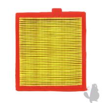 Ilmansuodatin, paperi: Loncin, Stiga SV40, SV150, RM45, RV45, Castelgarden