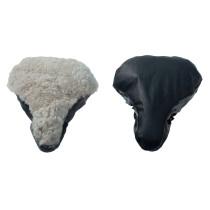 Lämpöistuinsuoja CAVO, lampaannahka, 260x245mm