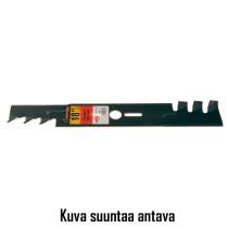 "Terä ROTARY 18"": COPPERHEAD silppuava yleismalli 457mm, suora. sis. adap"