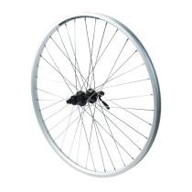 "Takapyörä 28"" 18-622 SHIMANO RM30 7v pikalinkku, Alex ACE 17, 2-pohja, alumiini"