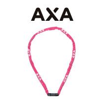 Ketjulukko AXA Rigid 120 koodilla, pinkki
