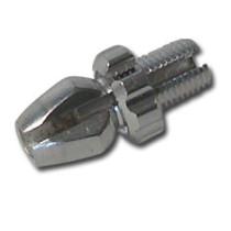 Jarruvaijerin säätöruuvi, ALLIGATOR, Shimano vipuihin 10mm