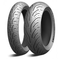 120/70-15 R 56H, MICHELIN Pilot Road 4 SC, Etu TL