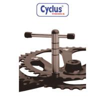 Keskiöratas avain, CYCLUS TOOLS