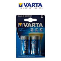 Paristo VARTA LR14 C 1.5 V, 2 kpl/pkt