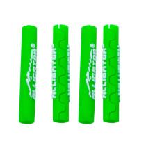 Vaijerinkuoren suoja ALLIGATOR Sahalaita, jarruvaijeriin 5 mm, 4kpl/pkt, vihre?