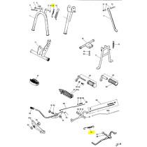 Jousi seisontatukeen 1634: Tunturi Maxi/Start/Automat/Sport/Super Sport/Tiger