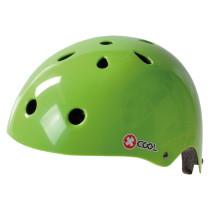 Pyöräilykypärä X-COOL BMX vihreä, 48-54, säätöpannalla