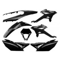 Katesarja Garage: Beta RR50 Supermoto 2012->, musta