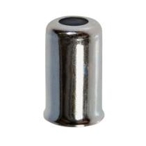 Vaijerinkuoren pääteholkki 4135, 7,2/6,2 x 12 mm, 3,5 mm reikä