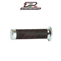 Kädensija PROGRIP 862 Custom Cruiser musta/kromi, 22/25mm
