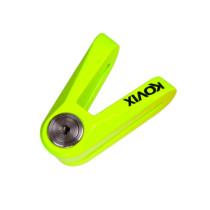 KOVIX KV1 jarrulevylukko 6mm tappi, Fluorikelt.