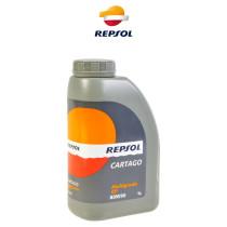 REPSOL Cartago EP 80W90 1L, peräoljy