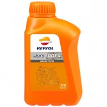 REPSOL Moto Jarruneste DOT-4 500ml