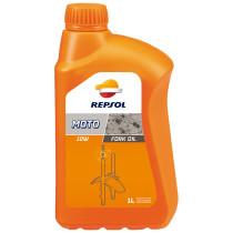 REPSOL Moto Fork Oil 10W, haarukkaöljy,1Litra