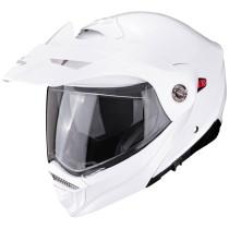 SCORPION ADX-2 kypärä, Solid valkoinen