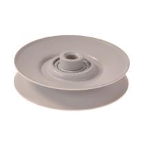 Kiristinpyörä Rotary: Husqvarna hihnan kiristyspyörä halkaisija 91mm, keski