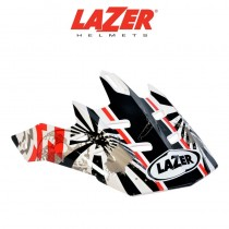 LAZER Lippa X6 Thunder valko/puna