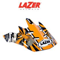 LAZER Lippa X6 Thunder musta/oranssi