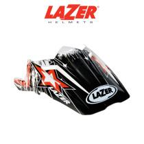 LAZER Lippa X7 Star musta/punainen