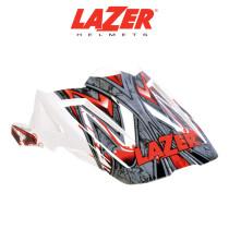 LAZER Lippa X7 Skelter valko/puna