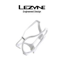 Juomapulloteline LEZYNE Flow, valkoinen