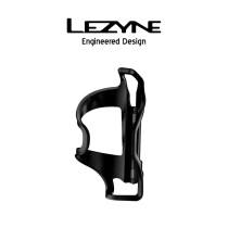 Juomapulloteline LEZYNE Flow SL, sivusta ladattava, musta