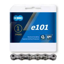 """Ketju 1-v KMC e101 EPT, 1/2 x 1/8"""", E-bike 112L"""